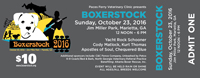 Boxerstock Tickets